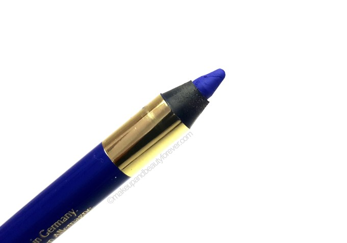 LOreal Infallible Silkissime Eyeliner Cobalt Blue Review Swatches