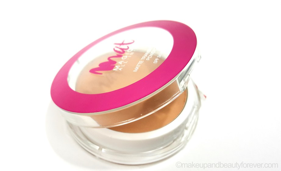 L'Oreal Mat Magique all in one Compact Powder Shades Review