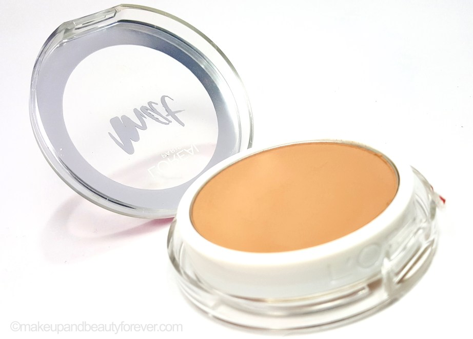L'Oreal Mat Magique all in one transforming Compact Powder Shades Review