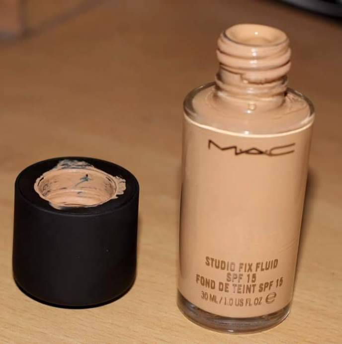 MAC Studio Fix Fluid Foundation Review Swatches
