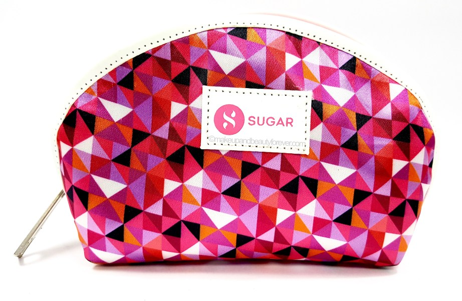 Sugar Cosmetics Vanity Pouch