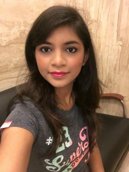 Lakme Enrich Matte Lipstick PM 11 Review Swatches FOTD Pooja