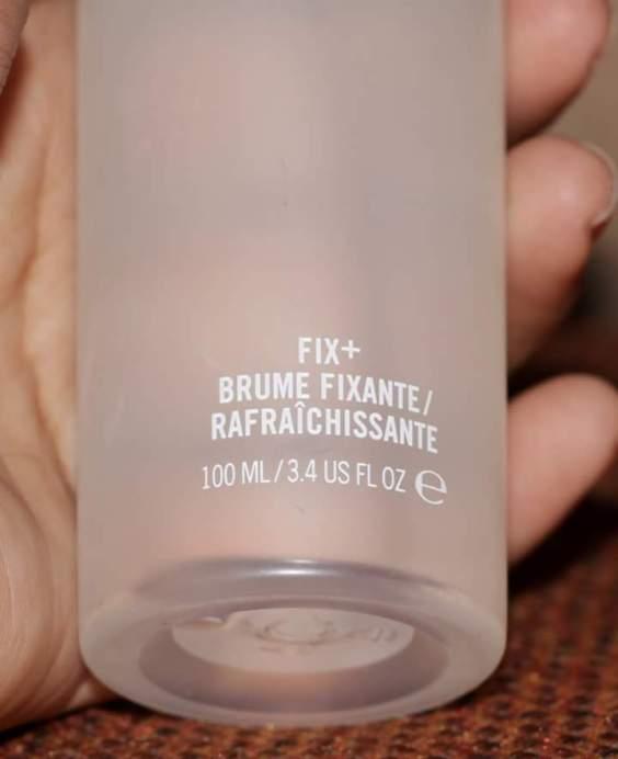 MAC Prep + Prime Fix + Spray Review how to use