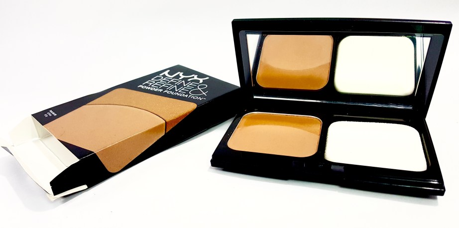 NYX Cosmetics Official Launch in India powder foundation