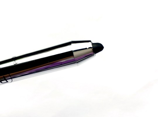 PAC Intense Duo Eyeliner Pencil Review Swatches tip