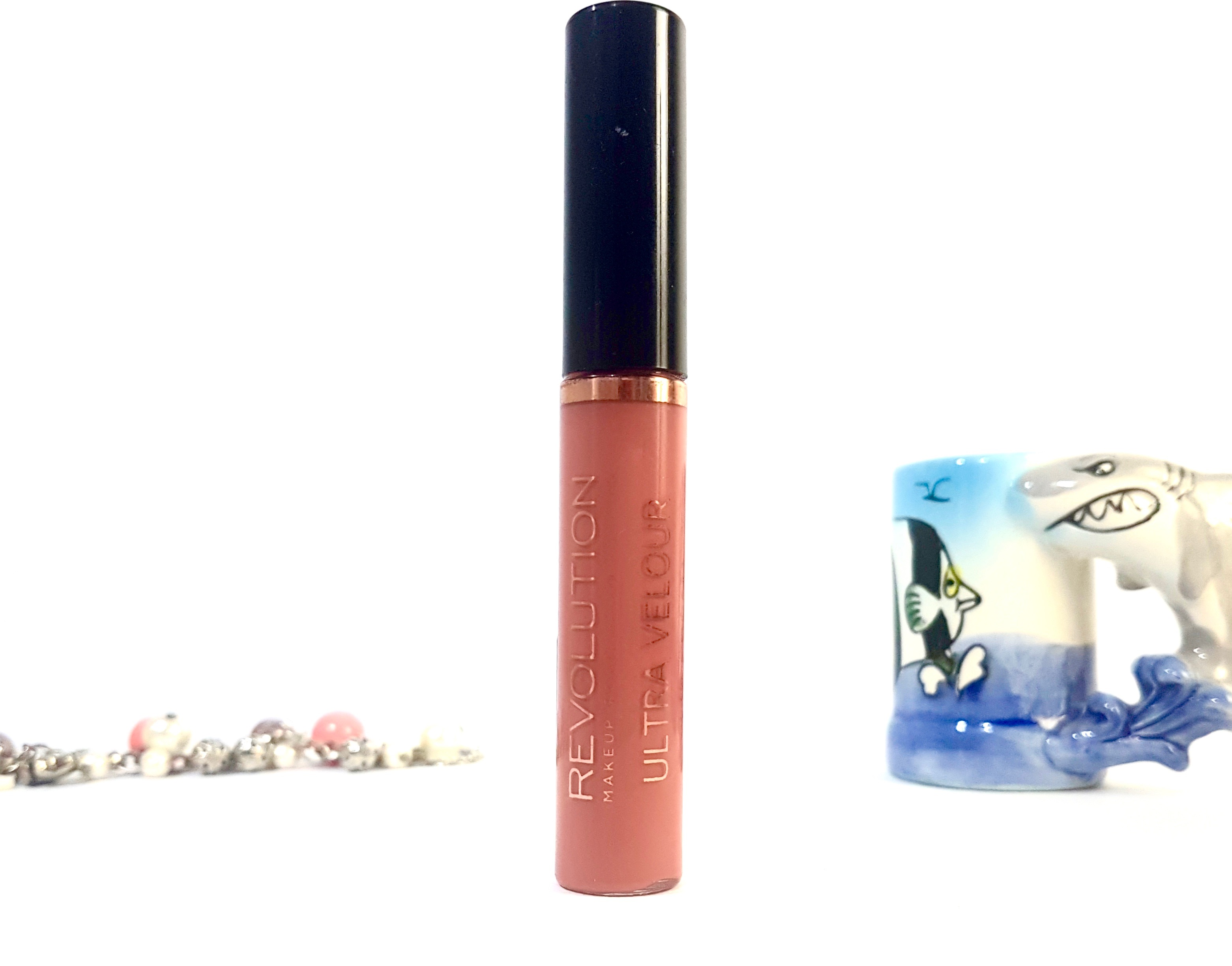 Makeup Revolution Ultra Velour Lip Cream Cant We Just Make Love Instead Review, Swatches