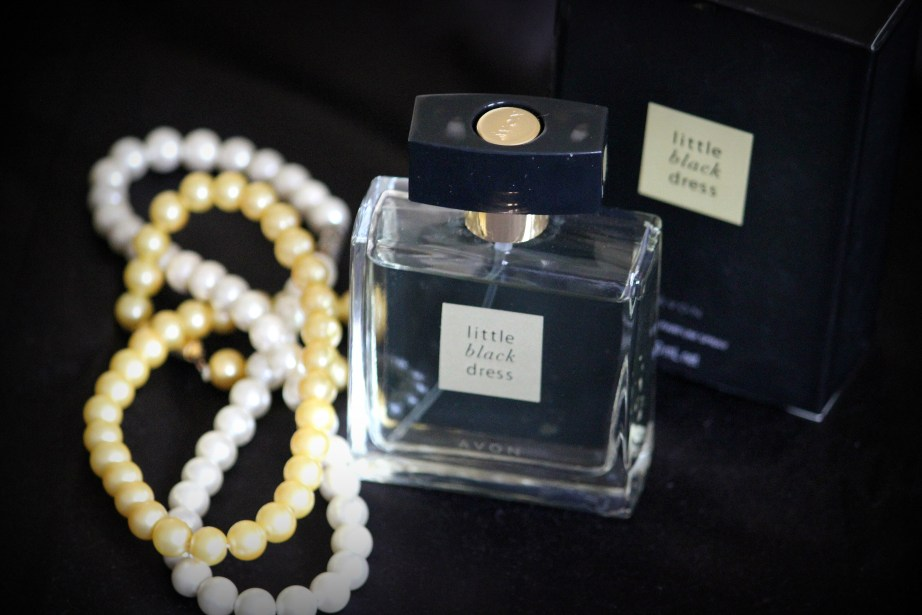 Avon Little Black Dress Eau de Parfum Review perfume