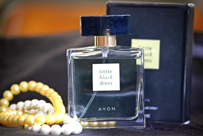 Avon Little Black Dress Eau de Parfum Review