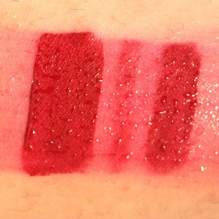 Kylie Jenner Lip Kit Mary Jo K Review Swatches wet test