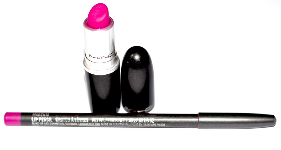 MAC Flat Out Fabulous Retro Matte Lipstick Review Swatch