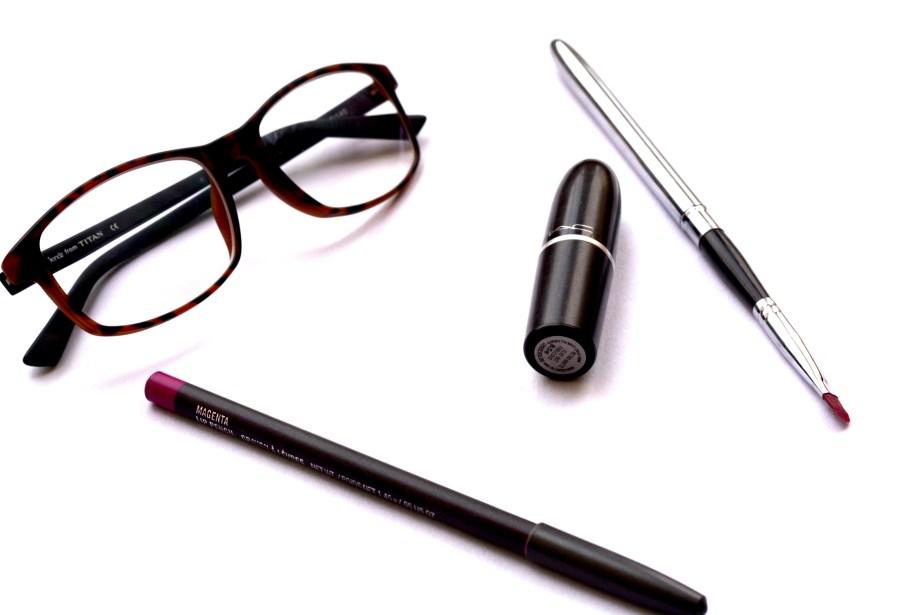 MAC Flat Out Fabulous Retro Matte Lipstick Review Swatches mbf