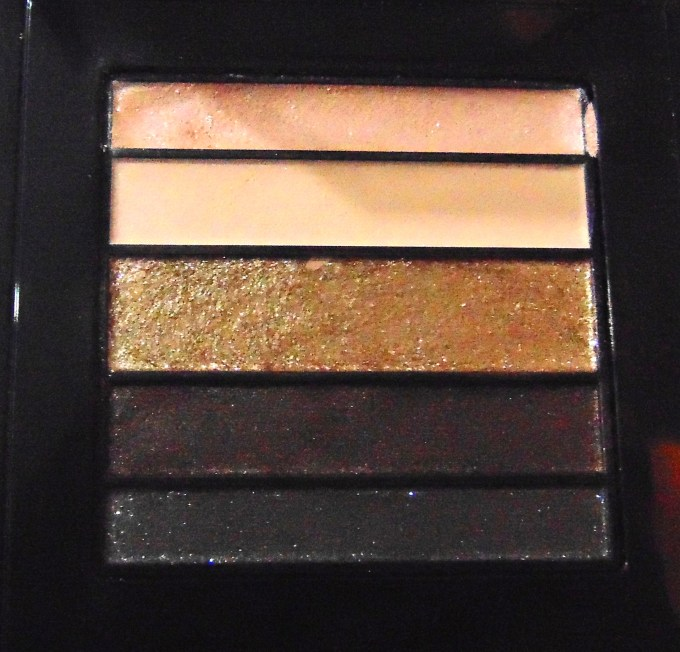 MAC Veluxe Pearlfusion Eyeshadow Palette Copperluxe Review Swatches near