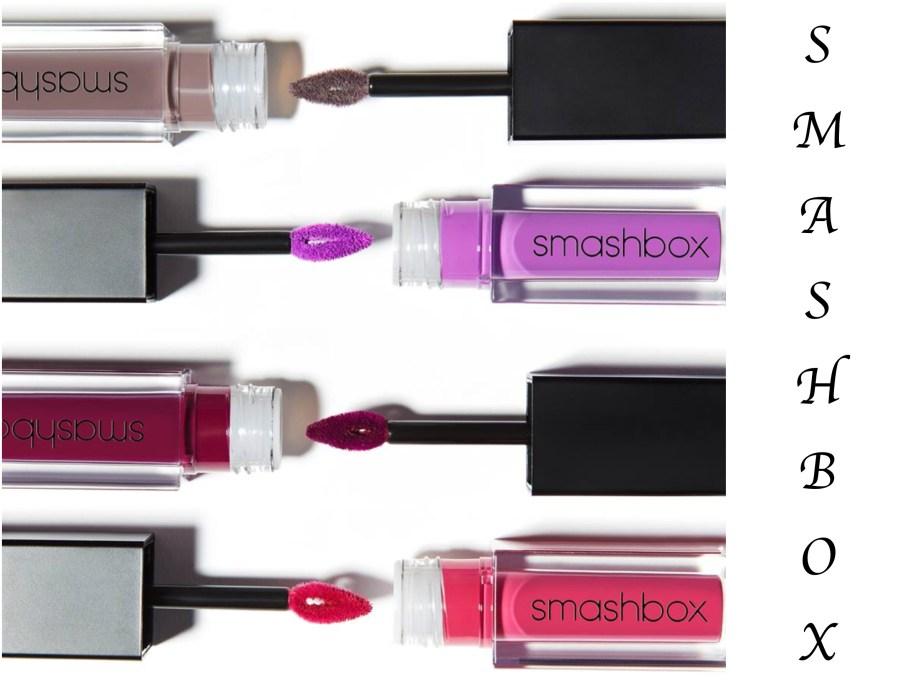 All Smashbox Always On Matte Liquid Lipsticks 20 Shades Review, Swatches MBF