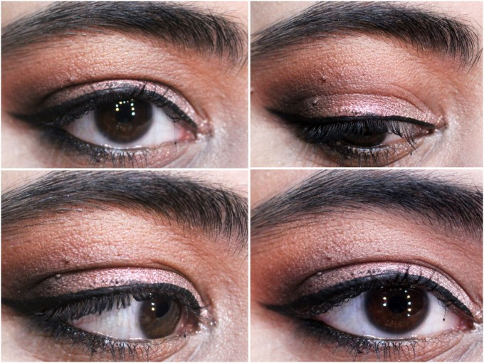 Anastasia Shadow Couture World Traveler EyeShadow Palette Review Swatches Eye Makeup Look