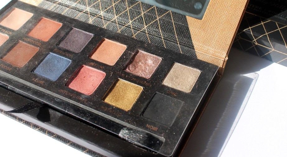 Anastasia Shadow Couture World Traveler EyeShadow Palette Review