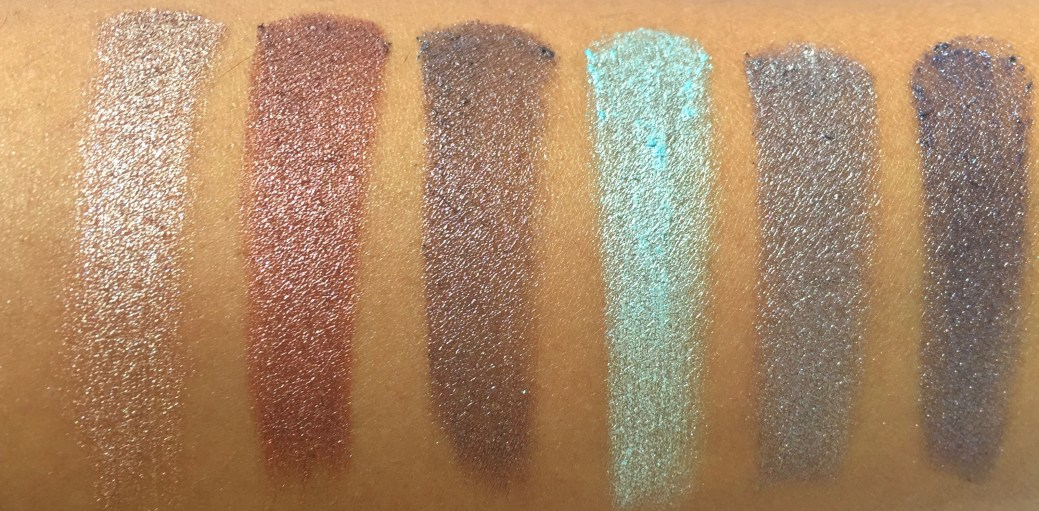 Wild & Free Baked Eyeshadow Palette by BH Cosmetics #15