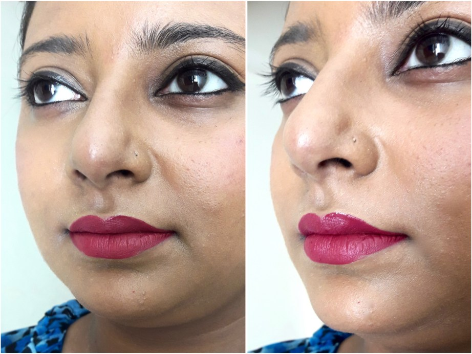 ColourPop More Better Ultra Matte Liquid Lipstick Review Swatches MBF Makeup Look Neha