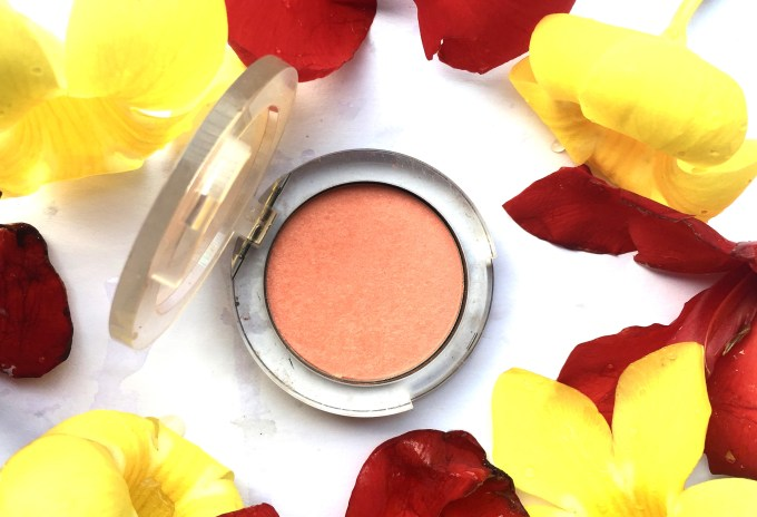 Faces Glam On Perfect Blush Cocktail Peach Review Swatches MBF