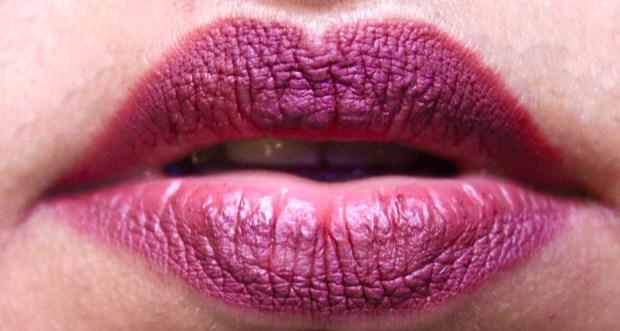 Huda Beauty Lip Contour Matte Pencil Trophy Wife Review Swatches 2 hours