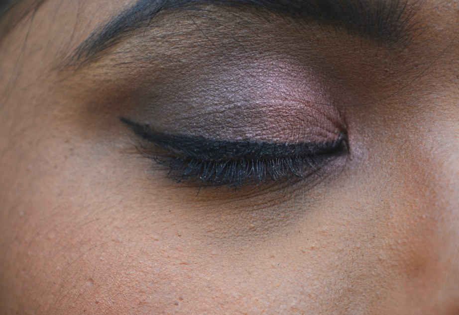 MAC Eyeshadow x 15 Warm Neutral Palette Review Swatches Eye Makeup Look