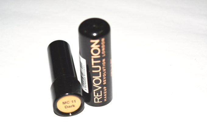 Makeup Revolution The Matte Effect Concealer Stick Shade Review