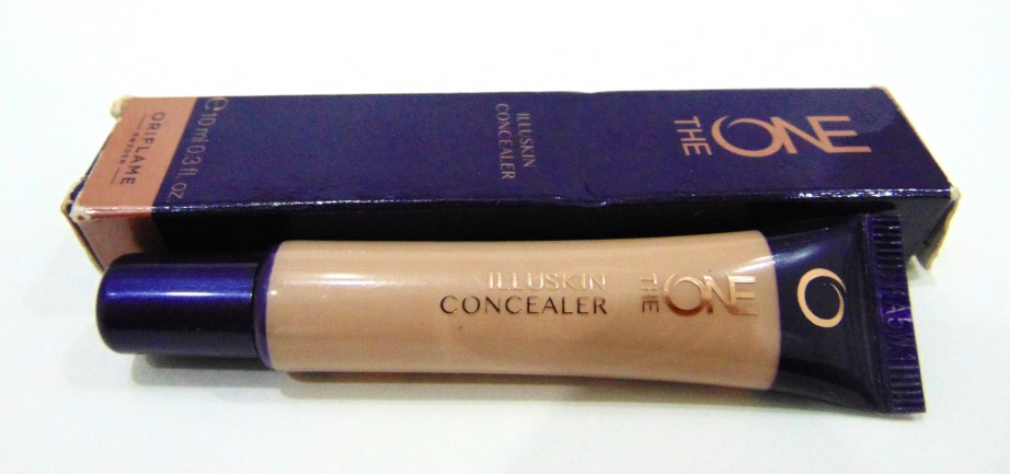Oriflame The ONE IlluSkin Concealer Review Swatches MBF Blog