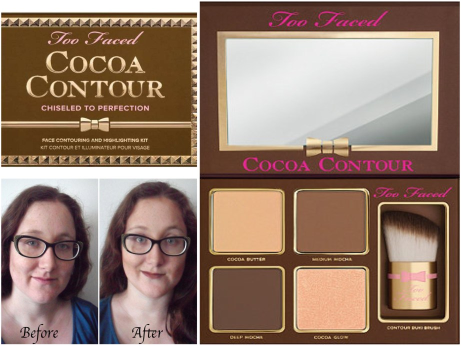 Too Faced Cocoa Contour Chiseled to Perfection Palette Review Swatches MBF Blog