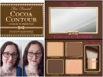 Too Faced Cocoa Contour Chiseled to Perfection Palette Review, Swatches