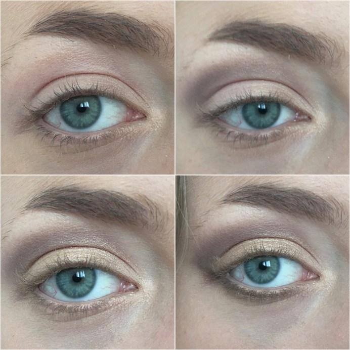 Urban Decay Naked 2 Eyeshadow Palette Eye Makeup Tutorial on MBF Blog