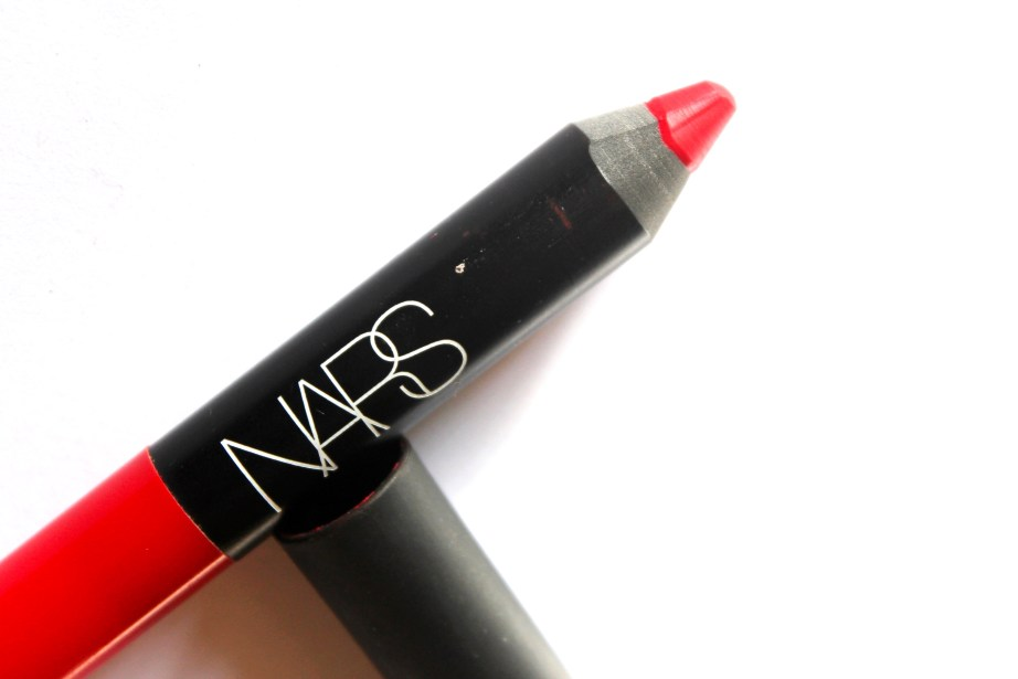 NARS Dragon Girl Velvet Matte Lip Pencil Review MBF