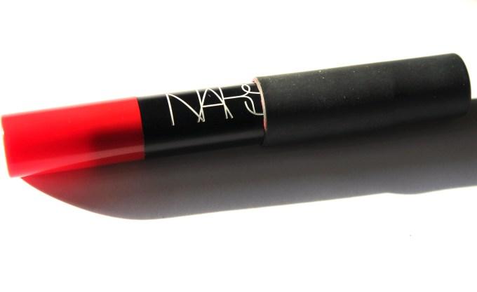 NARS Dragon Girl Velvet Matte Lip Pencil Review