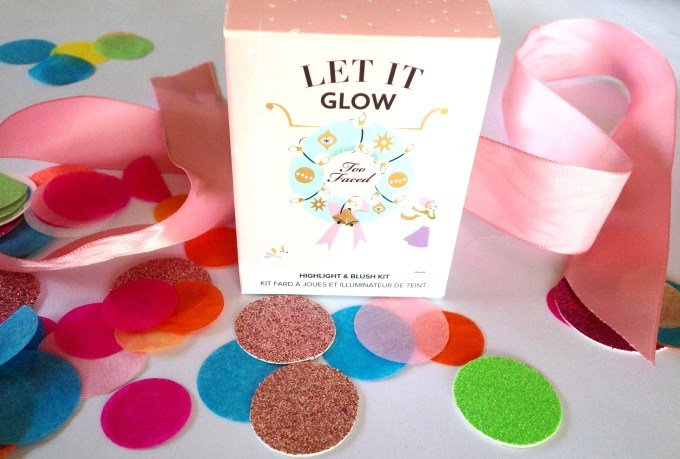 Too Faced Let It Glow Highlight and Blush Kit Review