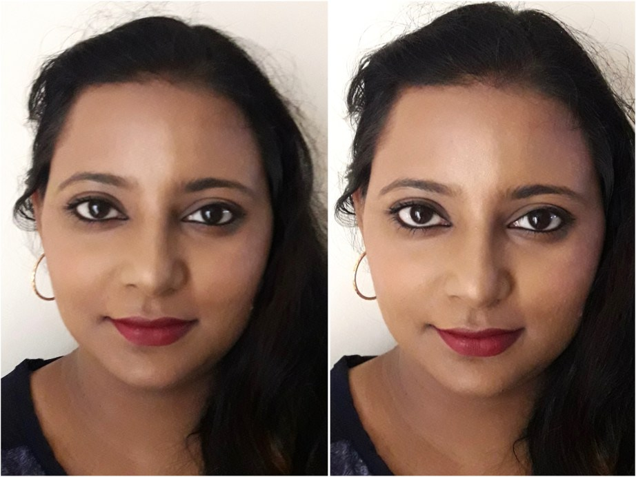 Inglot Matte Lipstick 412 Review, Swatches MBF Makeup Look