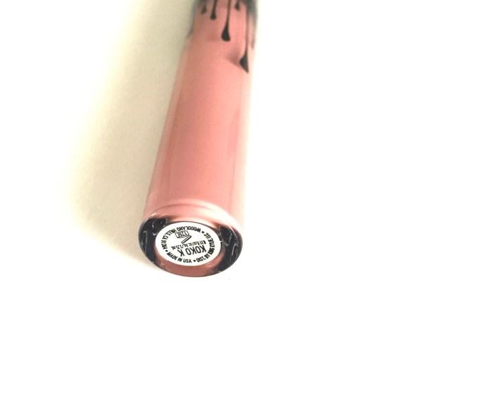 Kylie Koko K Matte Liquid Lipstick Review