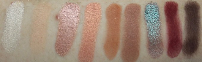 Makeup Geek Manny Mua Eyeshadow Palette Review Swatches MBF Beauty Blog