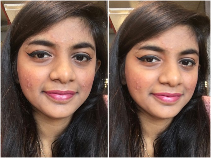 Maybelline Superstay 24 Color 2 Step Liquid Lipstick Very Cranberry 100 Review Swatches MBF Blog Makeup Look