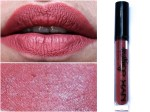 NYX Lip Lingerie Liquid Lipstick Exotic Review, Swatches