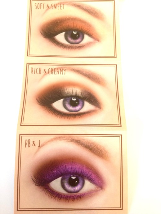 Too Faced Peanut Butter & Jelly Eyeshadow Palette Review Glamour Guide
