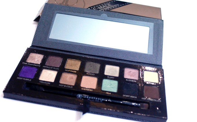 Anastasia Beverly Hills Self Made EyeShadow Palette Review, Swatches 1