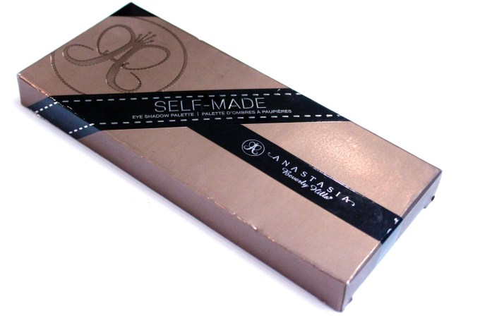 Anastasia Beverly Hills Self Made EyeShadow Palette Review, Swatches 4