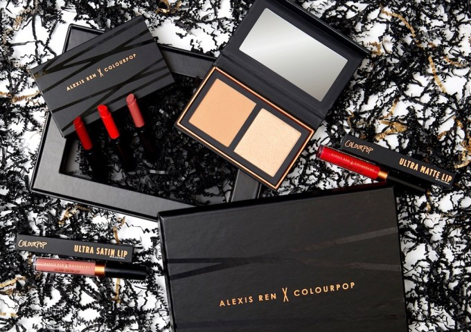 ColourPop Alexis Ren Collection All Products and Details