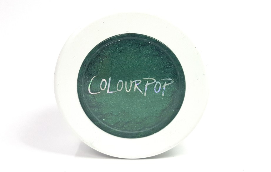 ColourPop Empire Super Shock Eye Shadow Review, Swatches