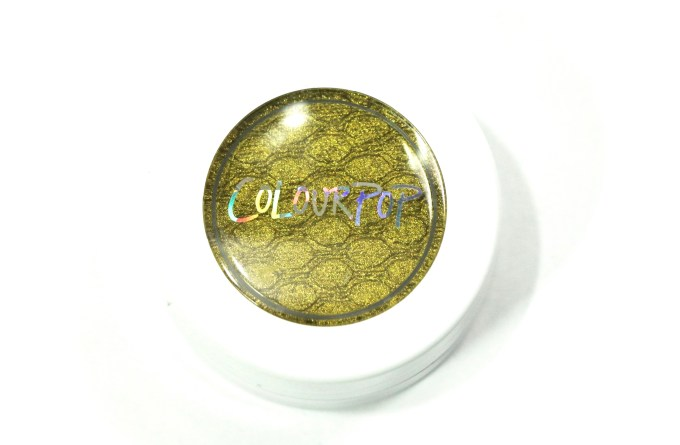 ColourPop Telepathy Super Shock Eye Shadow Review, Swatches