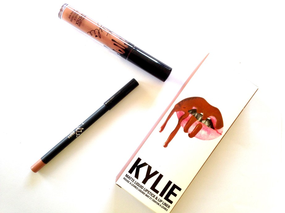 Kylie Dolce K Matte Lip Kit Review, Swatches MBF Blog