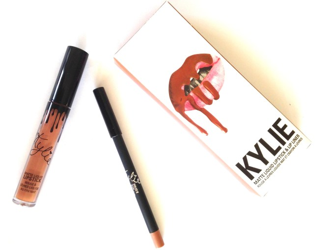 Kylie Dolce K Matte Lip Kit Review, Swatches
