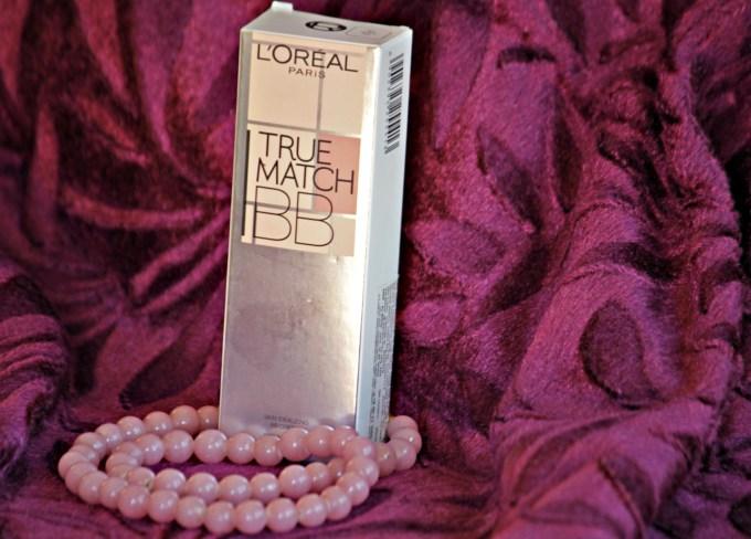 L'Oreal Paris True Match BB Cream Review, Swatches box