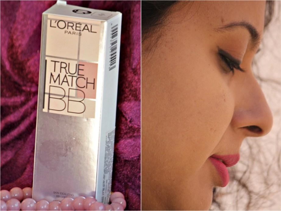 L'Oreal Paris True Match BB Cream Review, Swatches