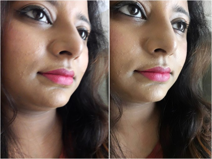 Maybelline Creamy Matte Lipstick Mesmerizing Magenta Review, Swatches MBF Blog