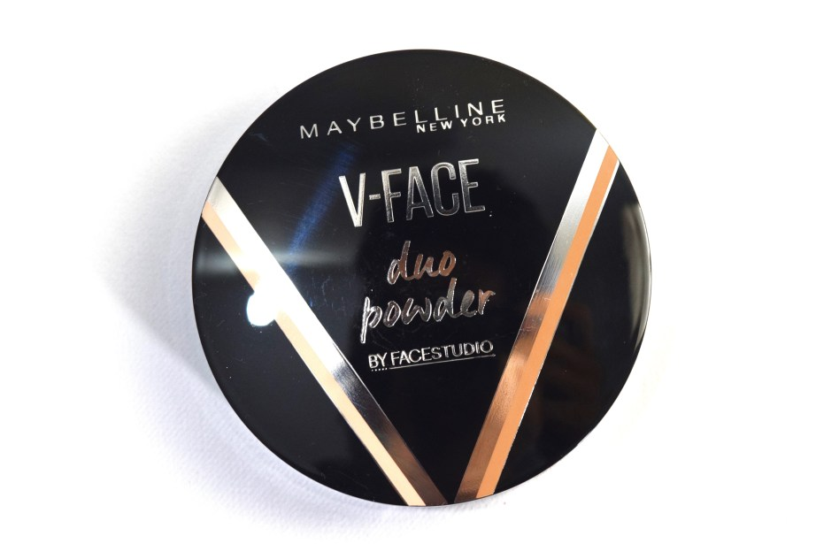 Maybelline V Face Duo Powder Review, Swatches