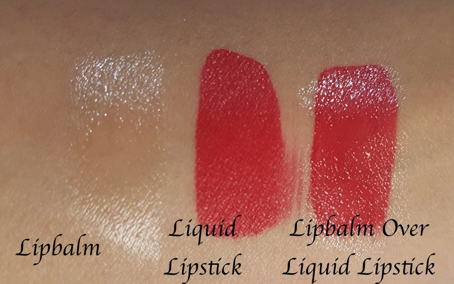 Maybelline Superstay 24 Color 2 Step Lipstick Keep It Red 035 Review, Swatches hand skin